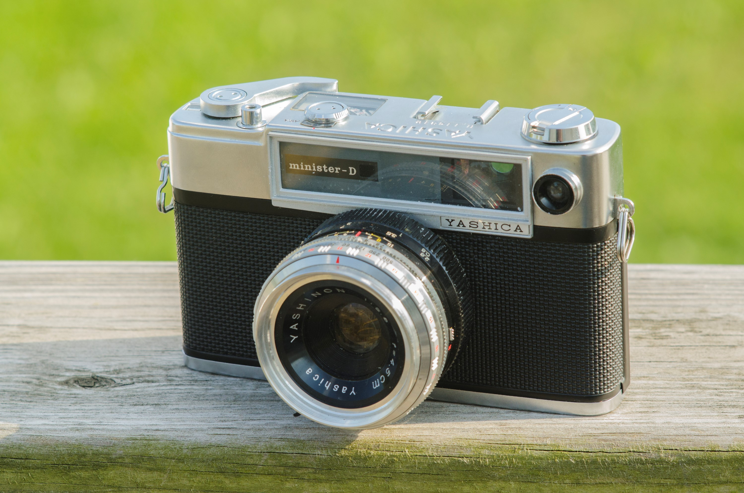 Yashica Minister-D (1963)