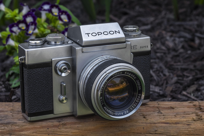 Topcon RE Super (1963)