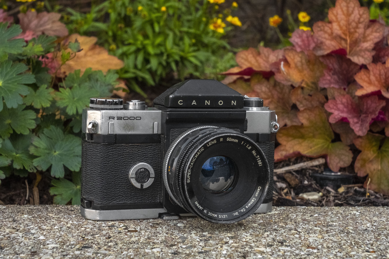 Canonflex R2000 (1960)