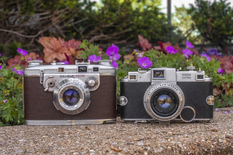 American Camera Showdown: Ektra vs Foton