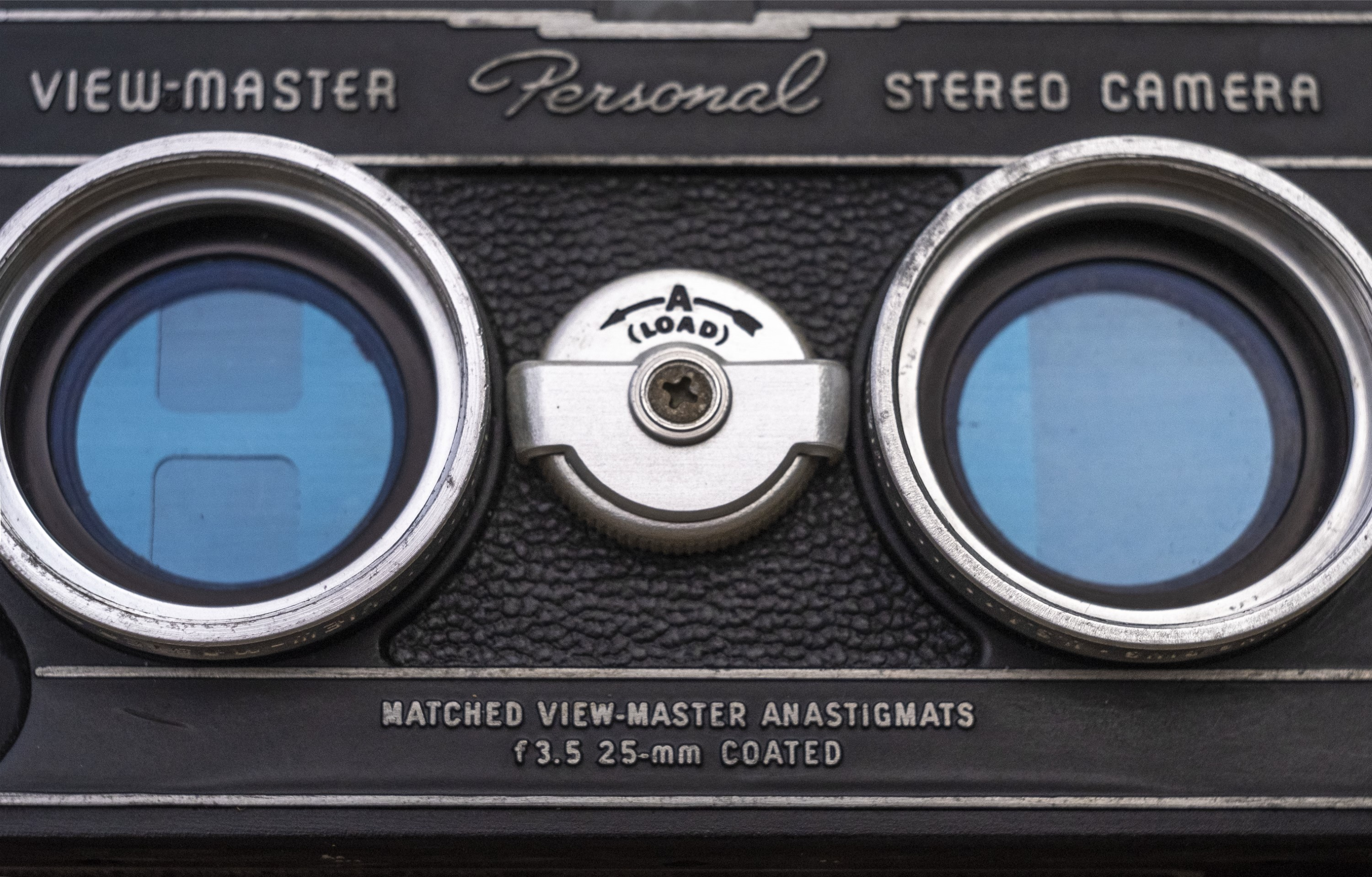 Sawyer's View-Master Personal Stereo Camera