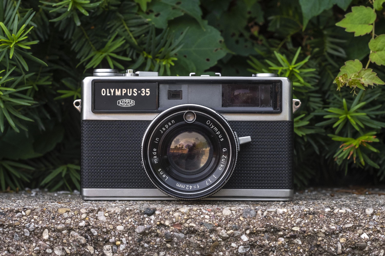 Olympus-35 LC (1967)